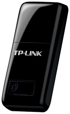 Адаптер TL-WN823N с кнопкой WPS